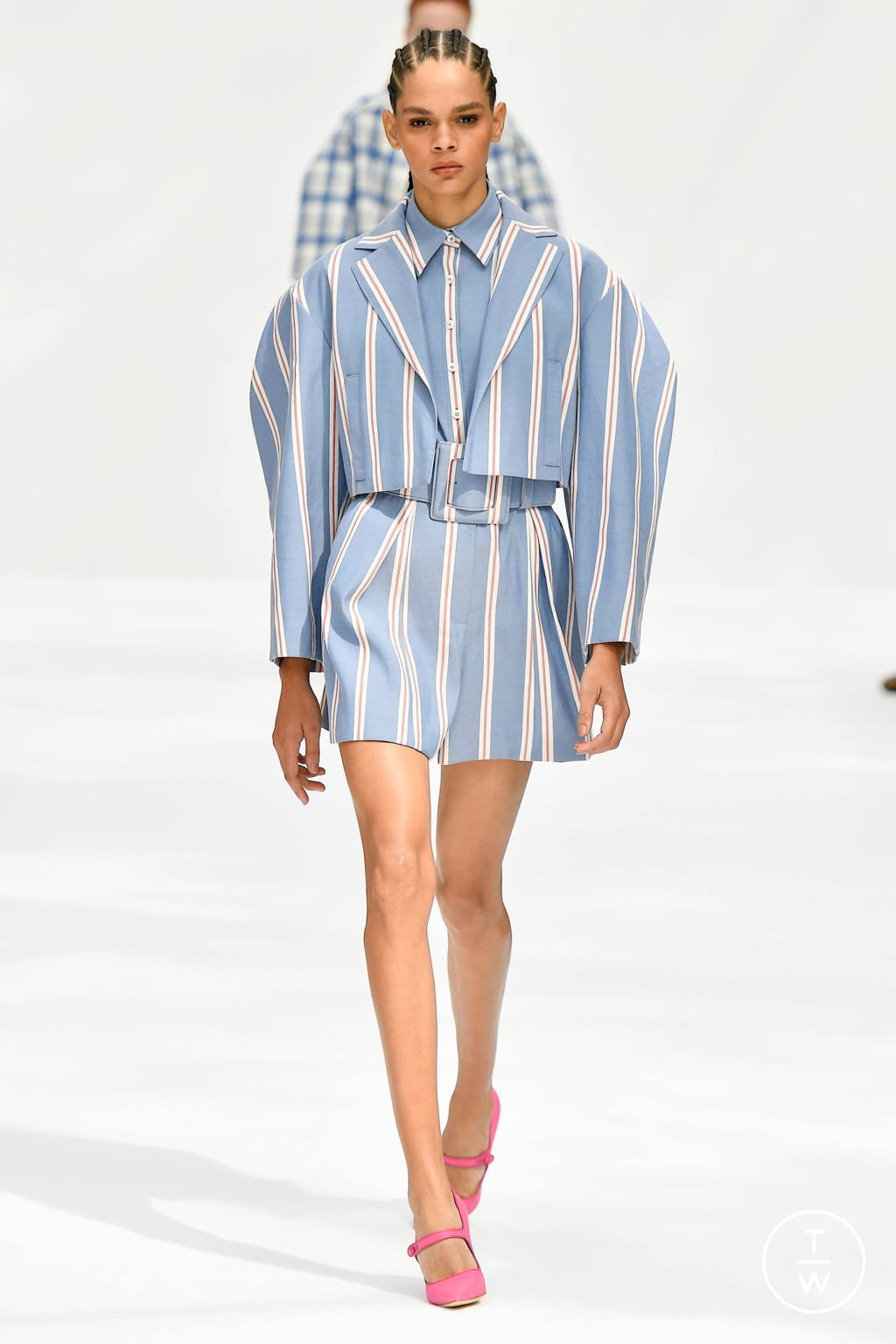 Fashion Week New York Spring/Summer 2020 look 16 from the Carolina Herrera collection 女装