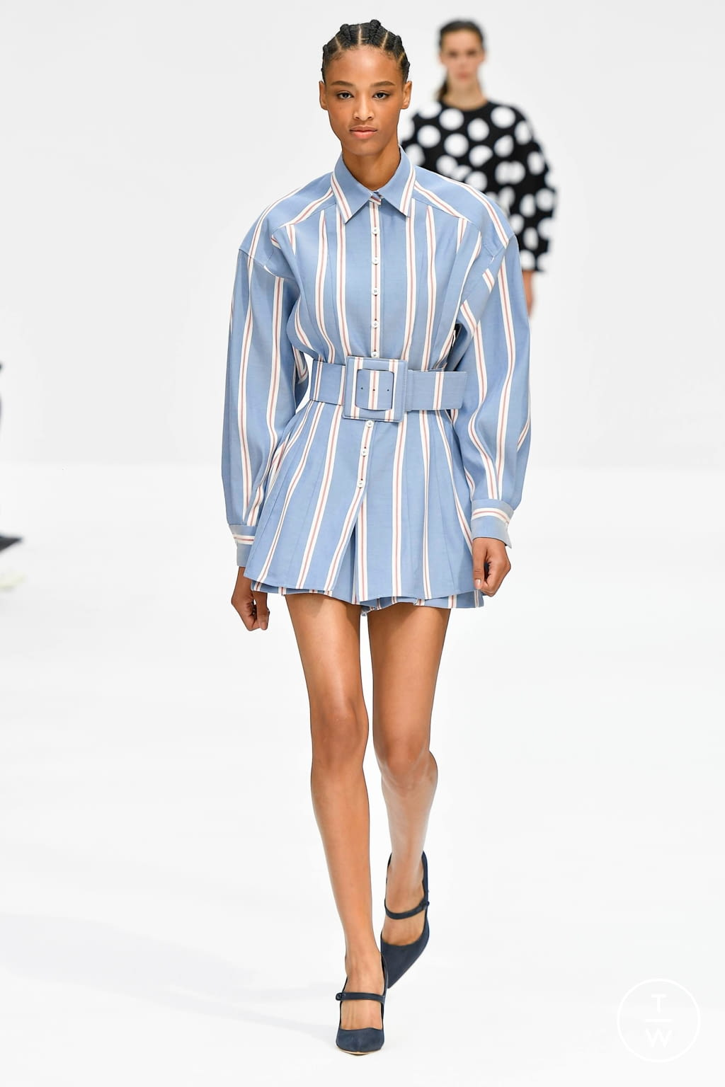 Fashion Week New York Spring/Summer 2020 look 19 de la collection Carolina Herrera womenswear