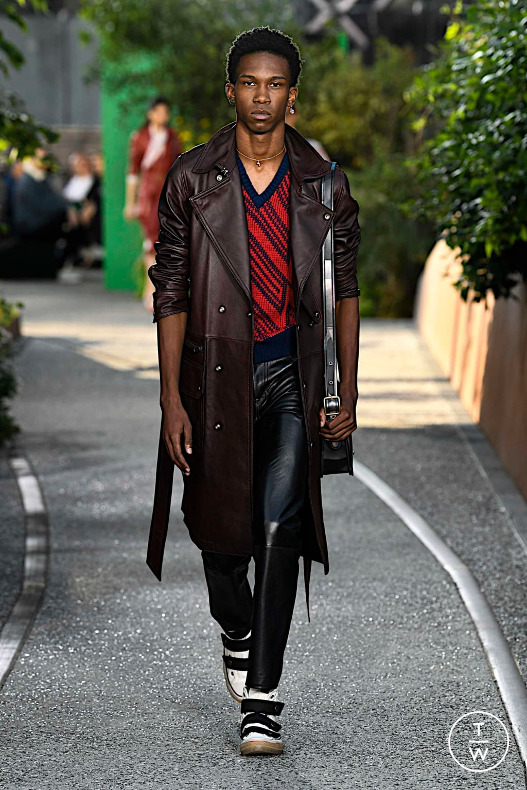 Fashion Week New York Spring/Summer 2020 look 3 de la collection Coach 1941 womenswear