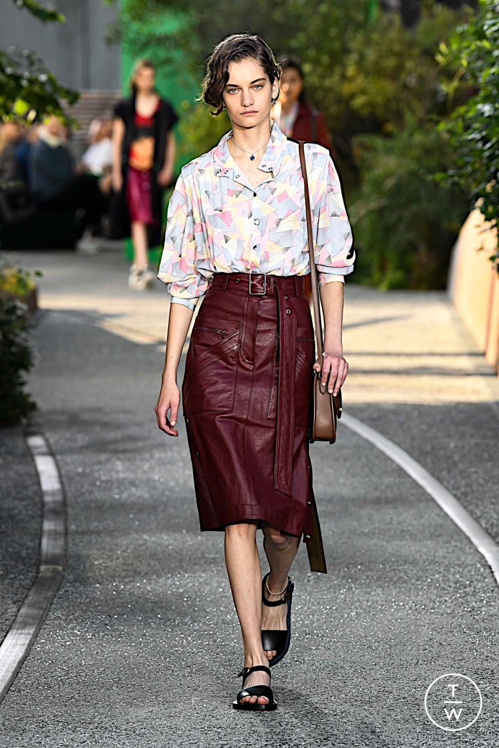 Fashion Week New York Spring/Summer 2020 look 4 de la collection Coach 1941 womenswear
