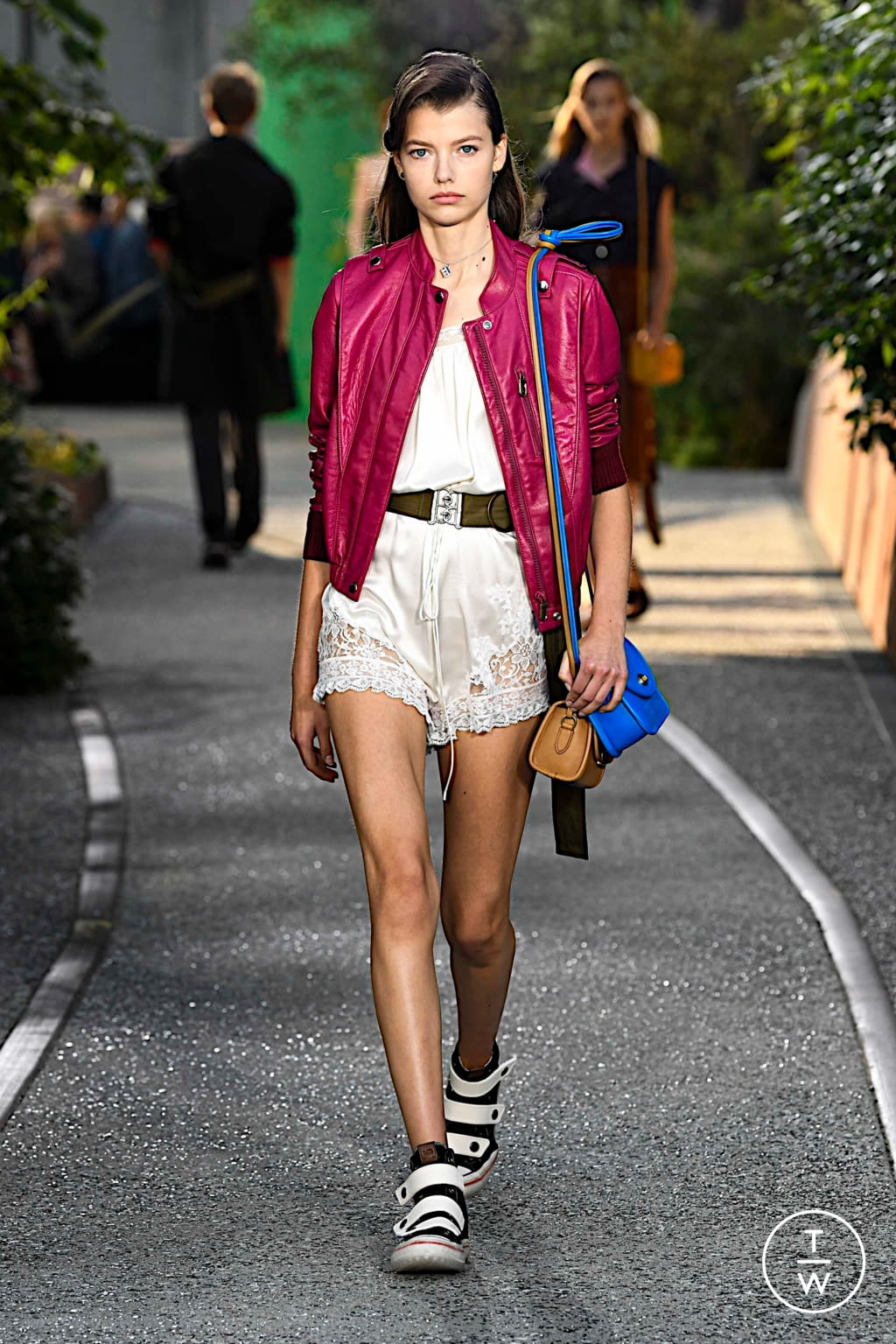 Fashion Week New York Spring/Summer 2020 look 22 de la collection Coach 1941 womenswear
