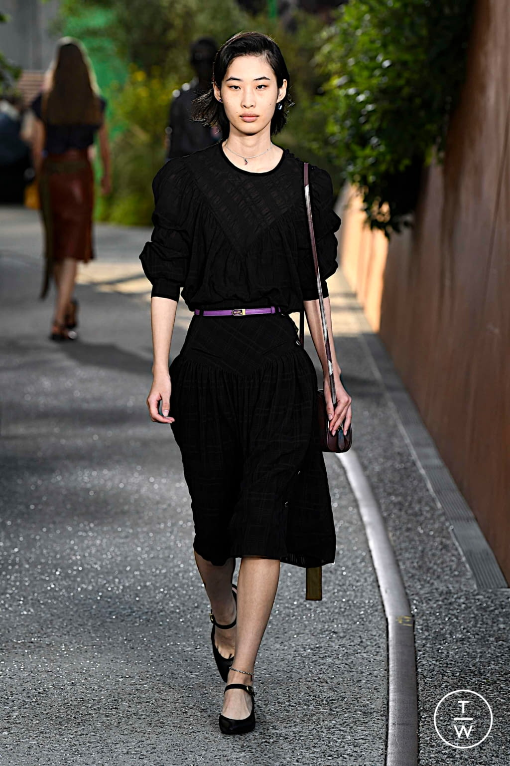Fashion Week New York Spring/Summer 2020 look 28 from the Coach 1941 collection womenswear