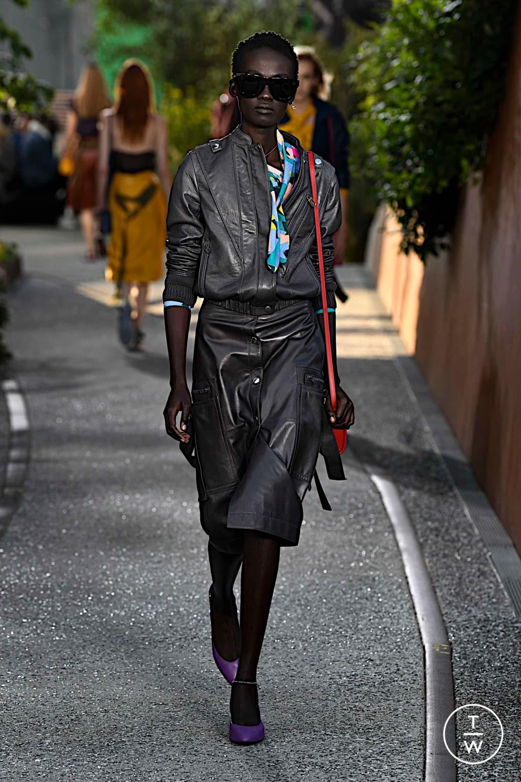 Fashion Week New York Spring/Summer 2020 look 29 de la collection Coach 1941 womenswear