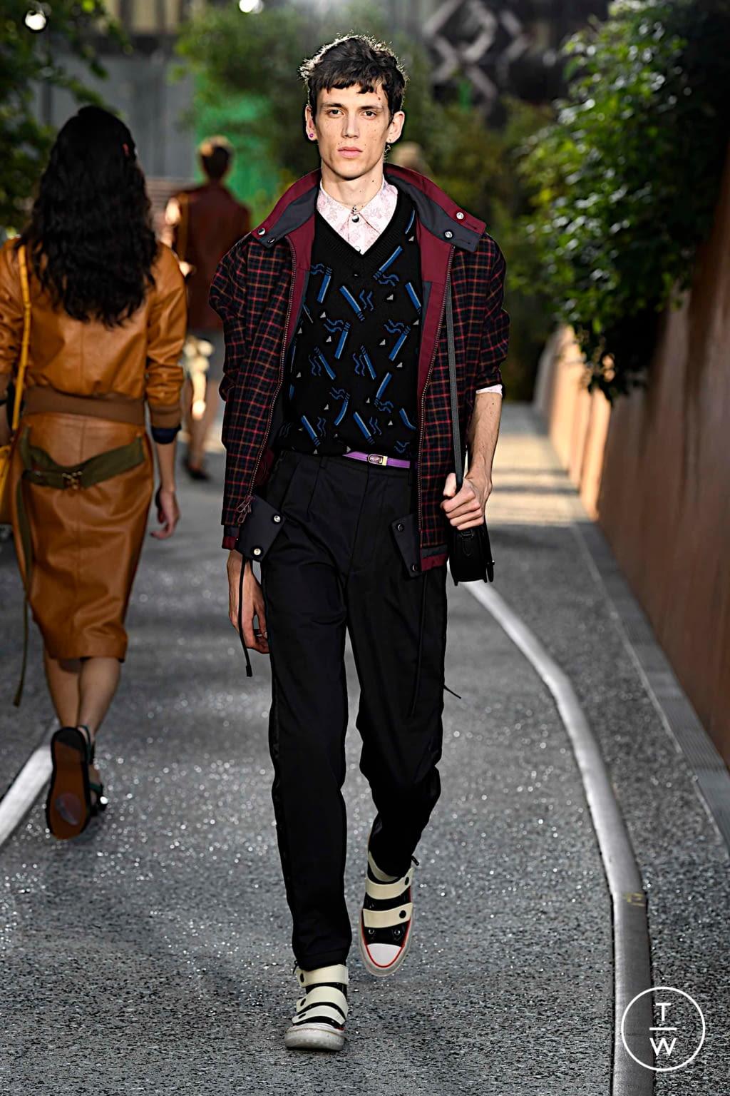 Fashion Week New York Spring/Summer 2020 look 31 de la collection Coach 1941 womenswear