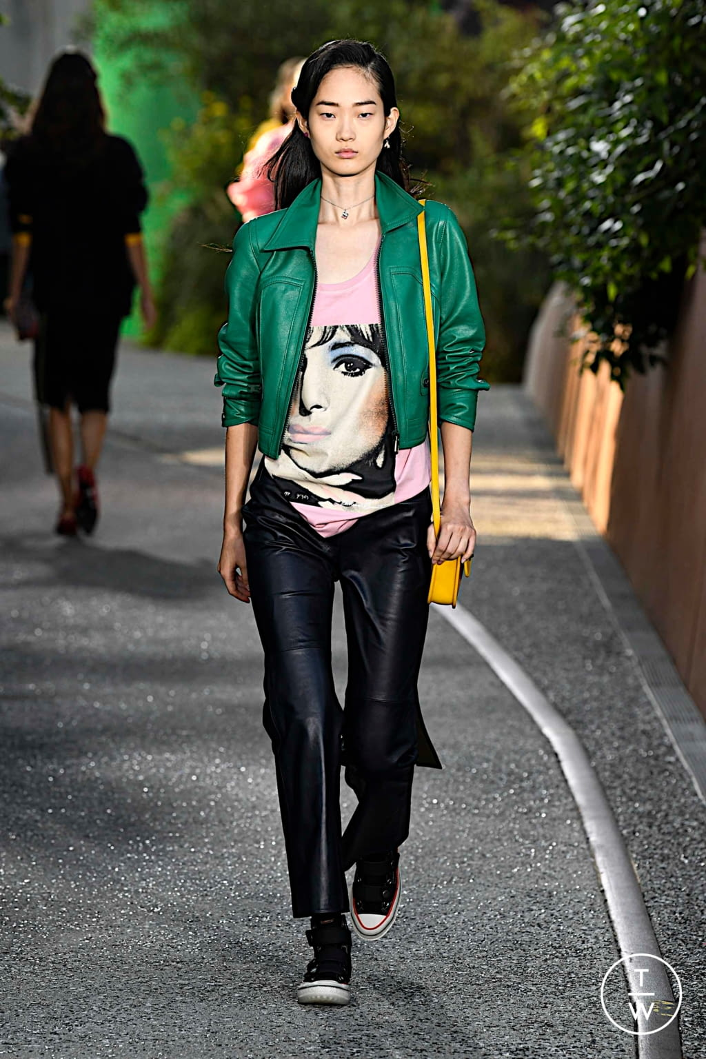 Fashion Week New York Spring/Summer 2020 look 57 de la collection Coach 1941 womenswear