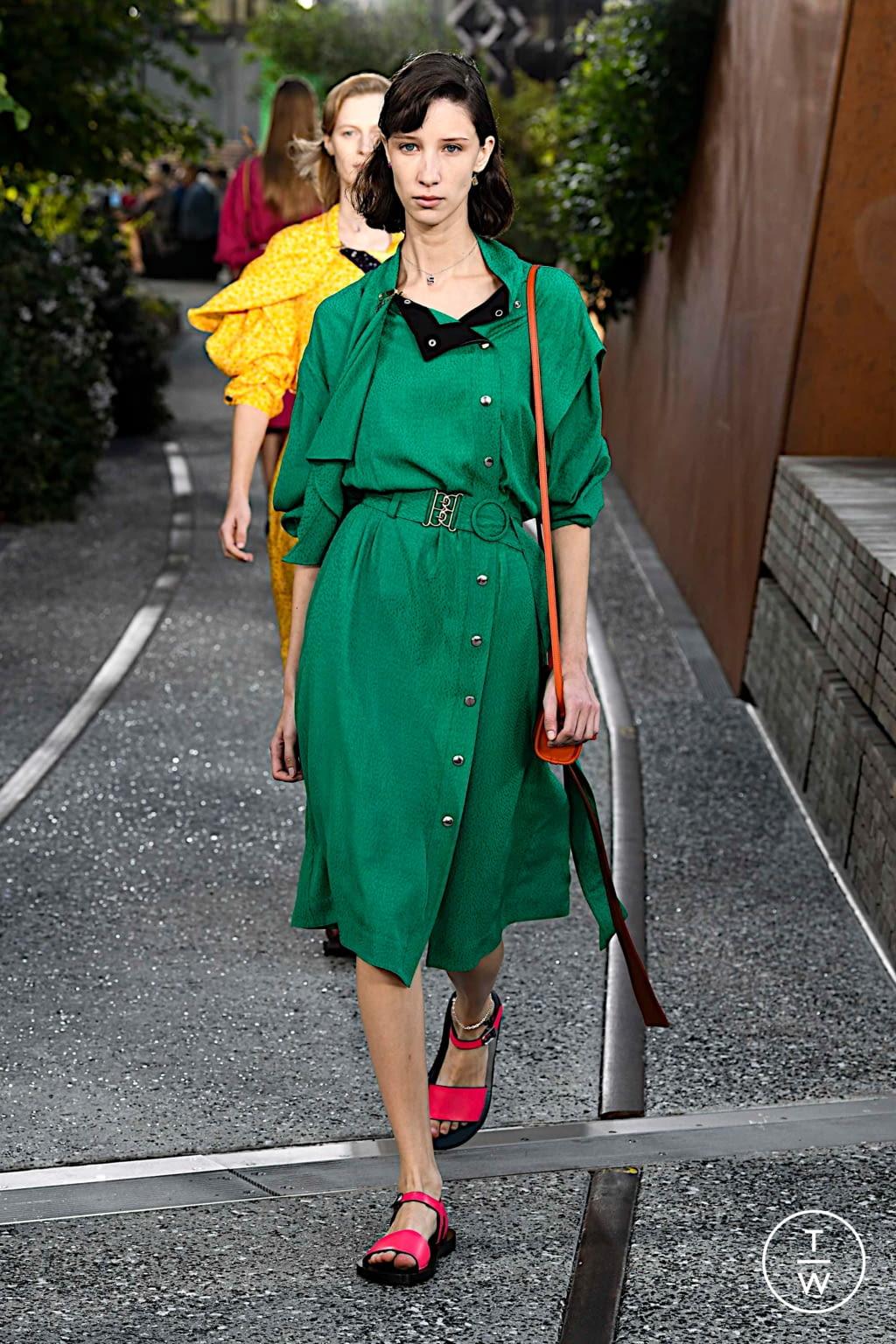 Fashion Week New York Spring/Summer 2020 look 59 de la collection Coach 1941 womenswear