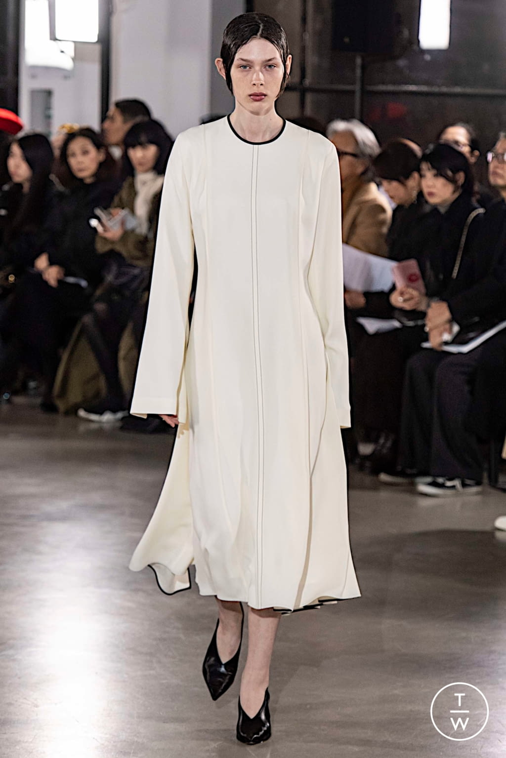 Fashion Week Paris Fall/Winter 2019 look 36 from the Cyclas collection womenswear