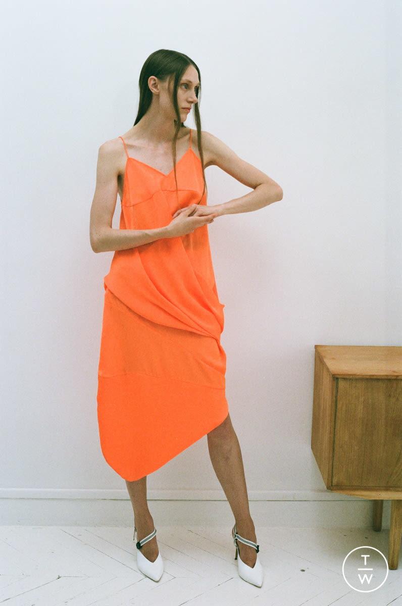 Fashion Week Paris Resort 2020 look 1 from the Dawei collection womenswear