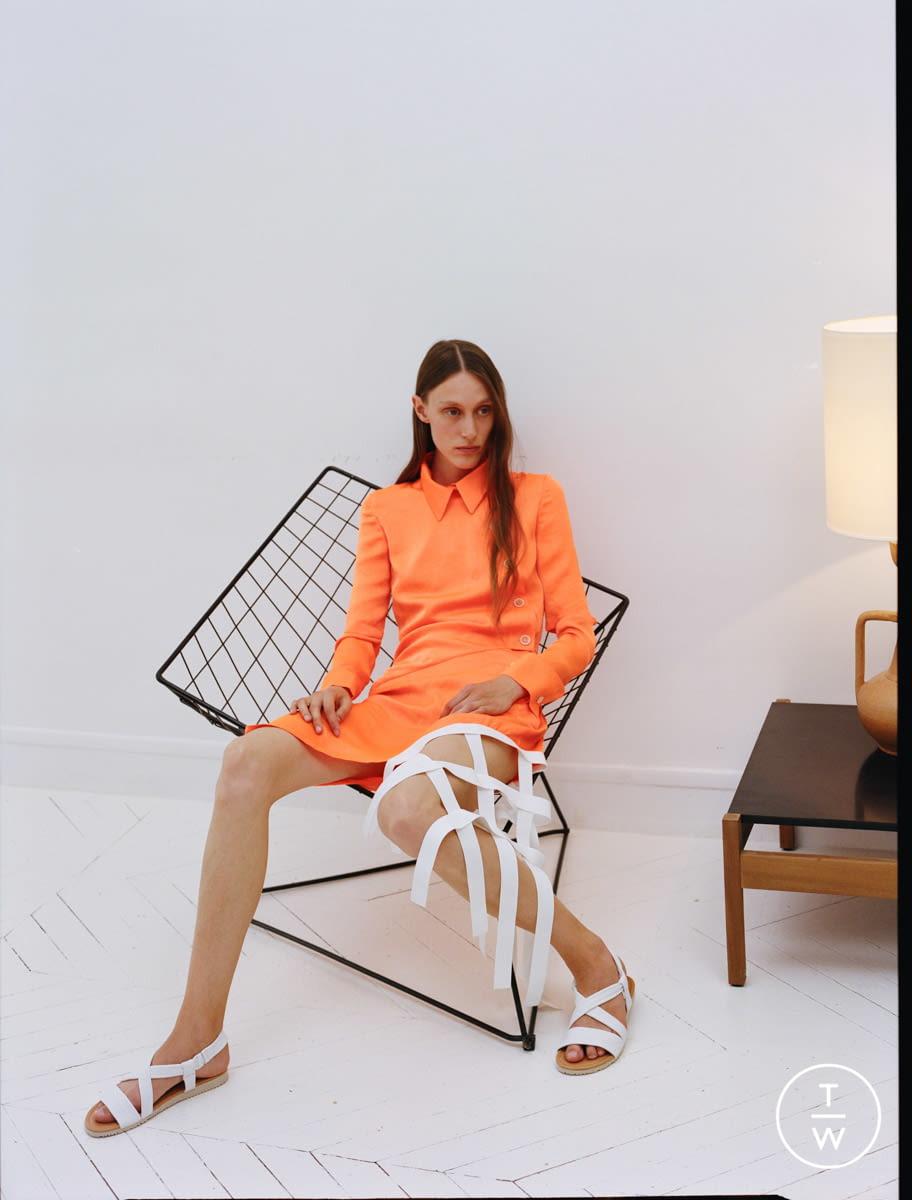 Fashion Week Paris Resort 2020 look 12 from the Dawei collection womenswear