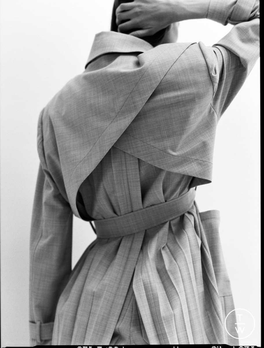 Fashion Week Paris Resort 2020 look 20 from the Dawei collection womenswear