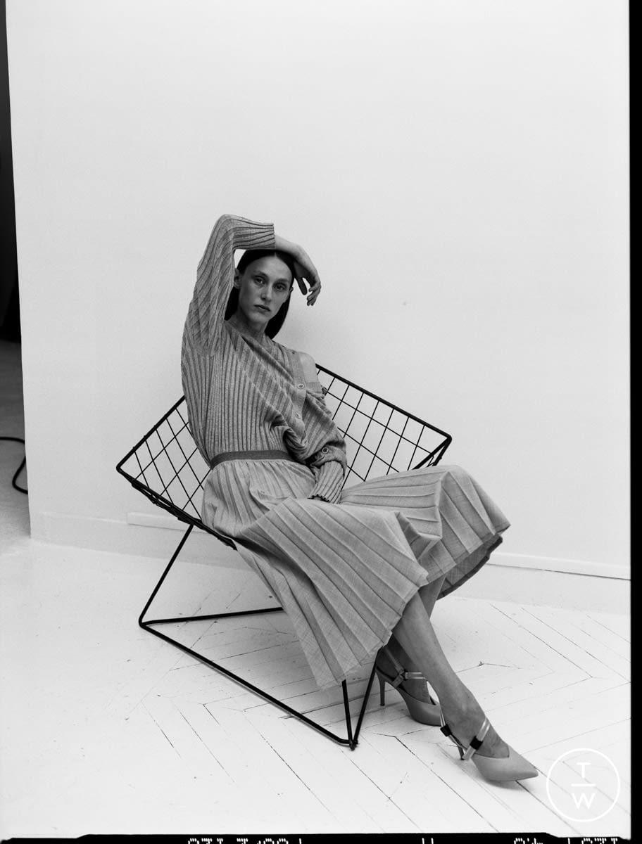 Fashion Week Paris Resort 2020 look 23 from the Dawei collection womenswear