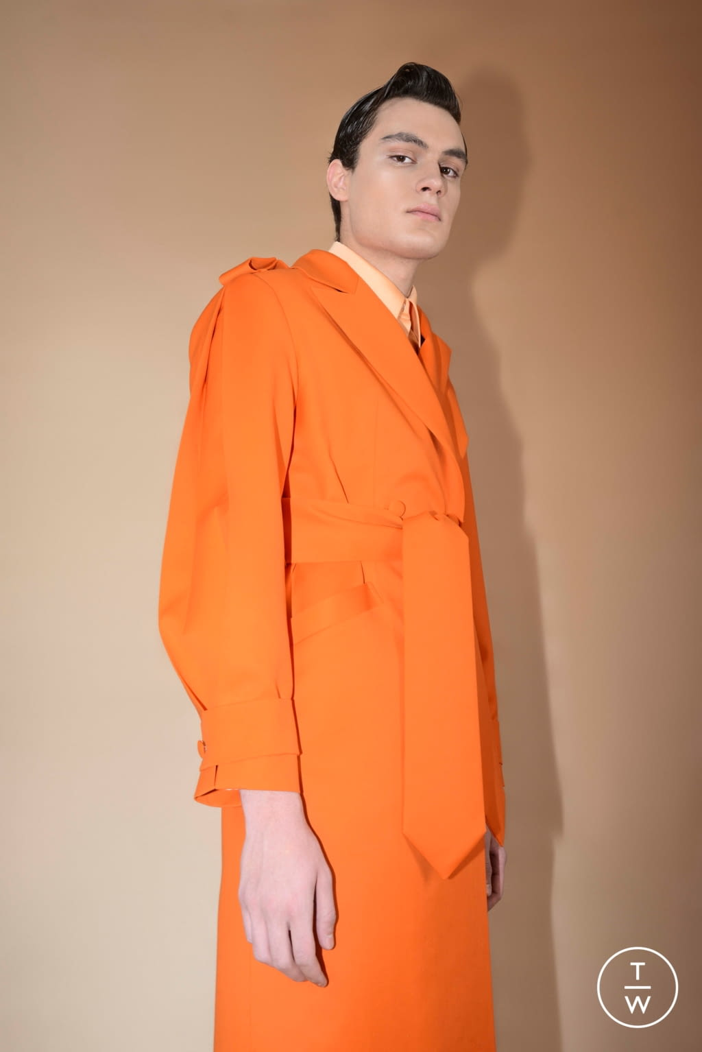 Fashion Week Paris Fall/Winter 2020 look 1 from the Materiel collection womenswear