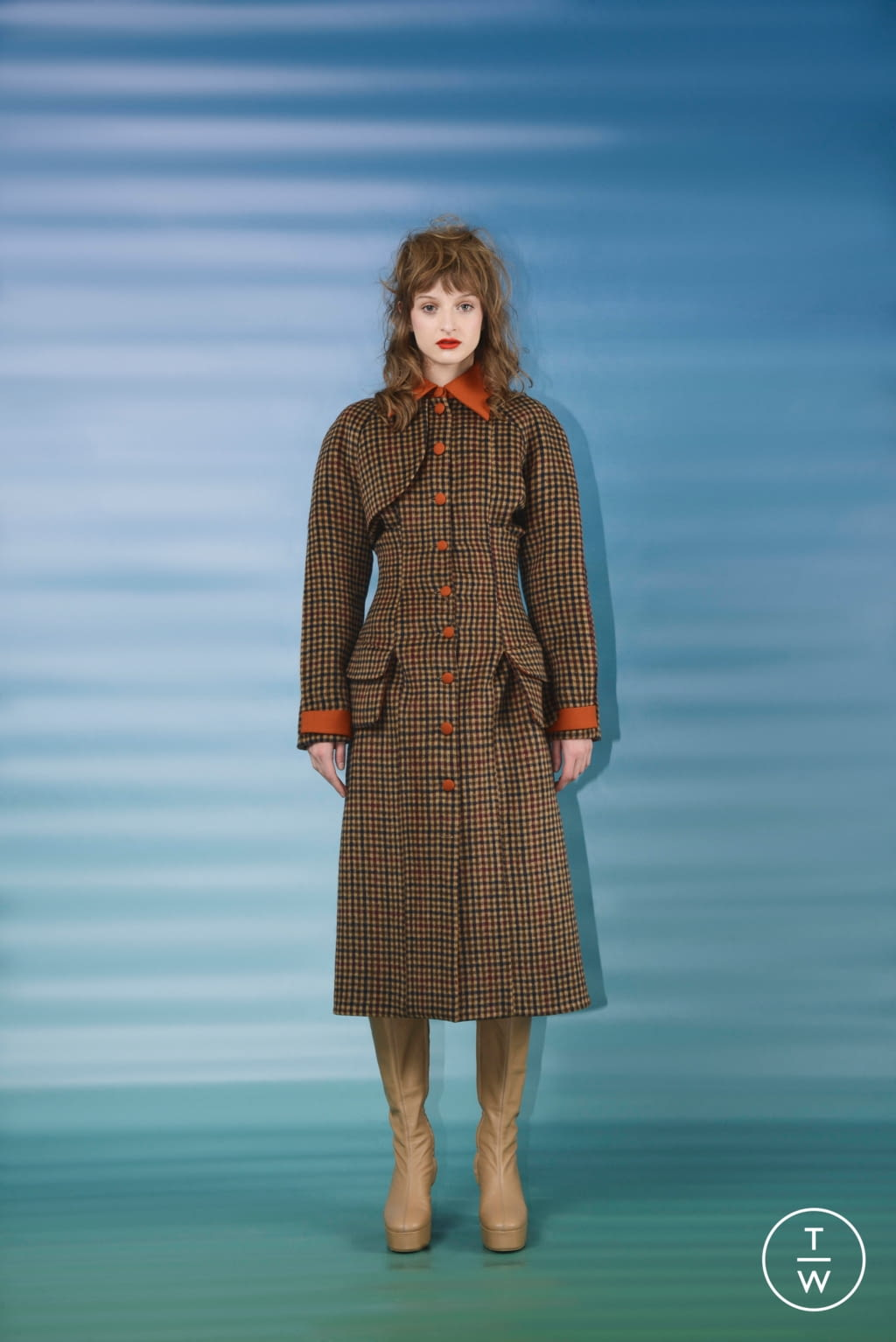 Fashion Week Paris Fall/Winter 2020 look 19 from the Materiel collection womenswear