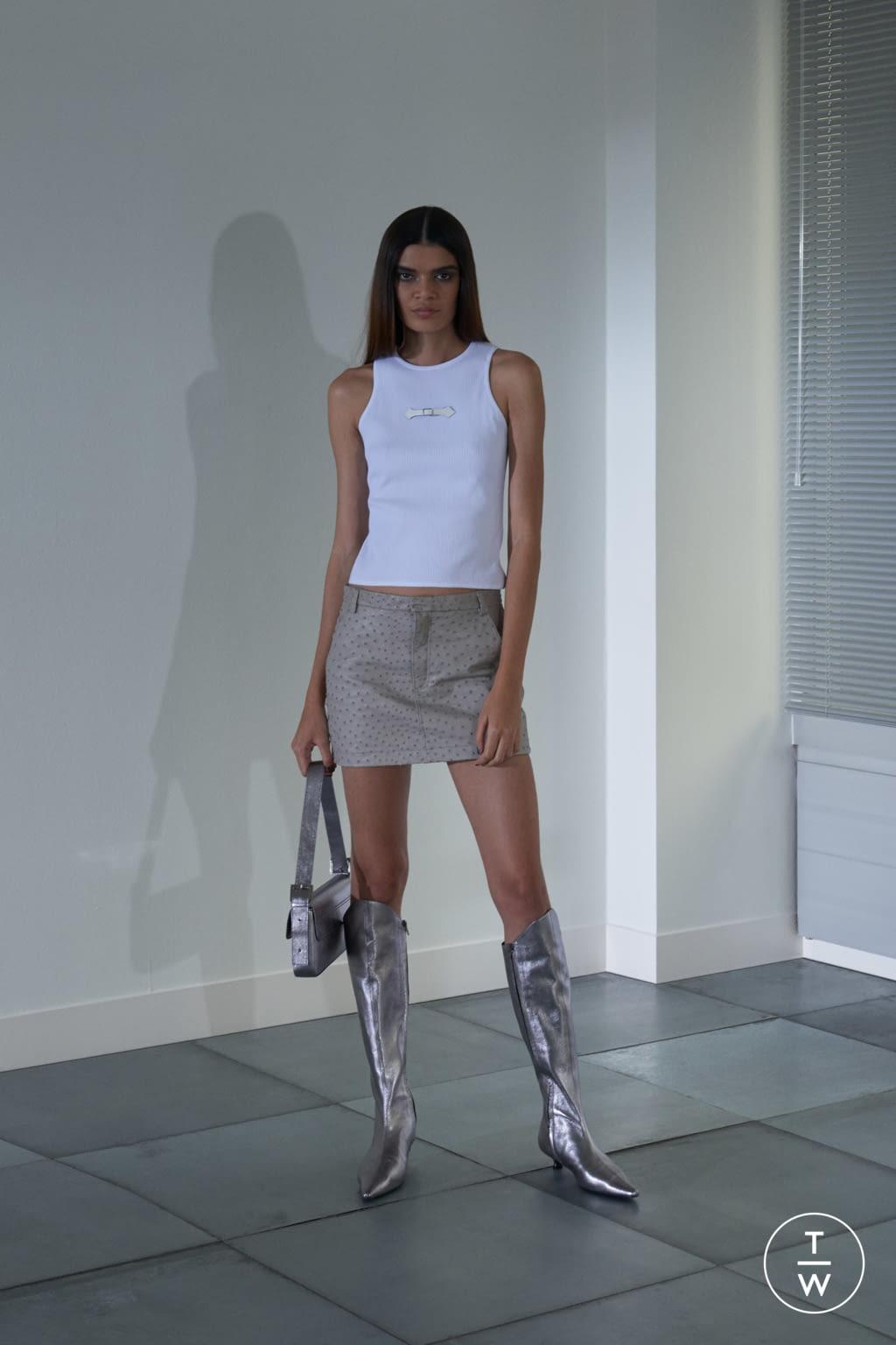 Fashion Week London Spring/Summer 2019 look 7 de la collection Dorateymur womenswear accessories