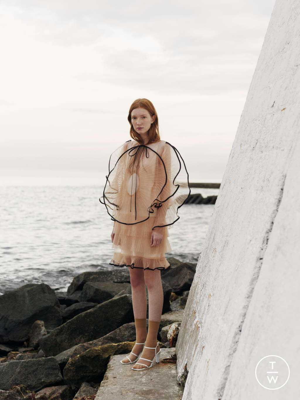 Fashion Week Paris Spring/Summer 2020 look 5 from the NADYA DZYAK collection womenswear