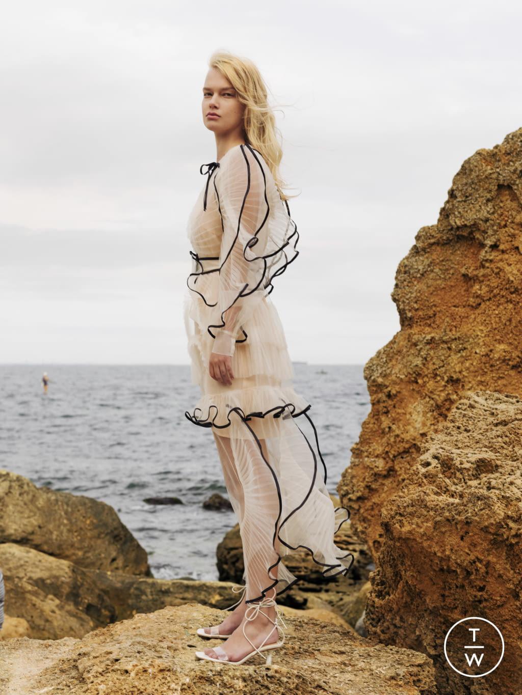 Fashion Week Paris Spring/Summer 2020 look 2 from the NADYA DZYAK collection womenswear