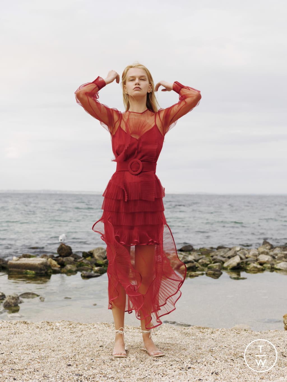 Fashion Week Paris Spring/Summer 2020 look 6 from the NADYA DZYAK collection womenswear