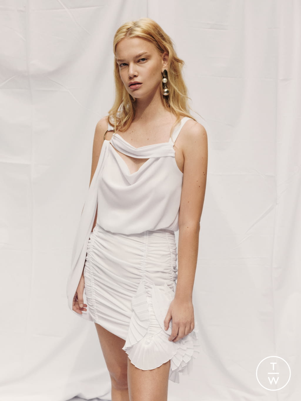 Fashion Week Paris Spring/Summer 2020 look 12 from the NADYA DZYAK collection womenswear