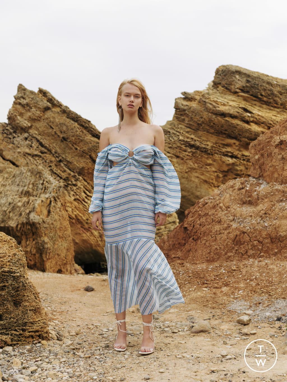 Fashion Week Paris Spring/Summer 2020 look 16 from the NADYA DZYAK collection womenswear