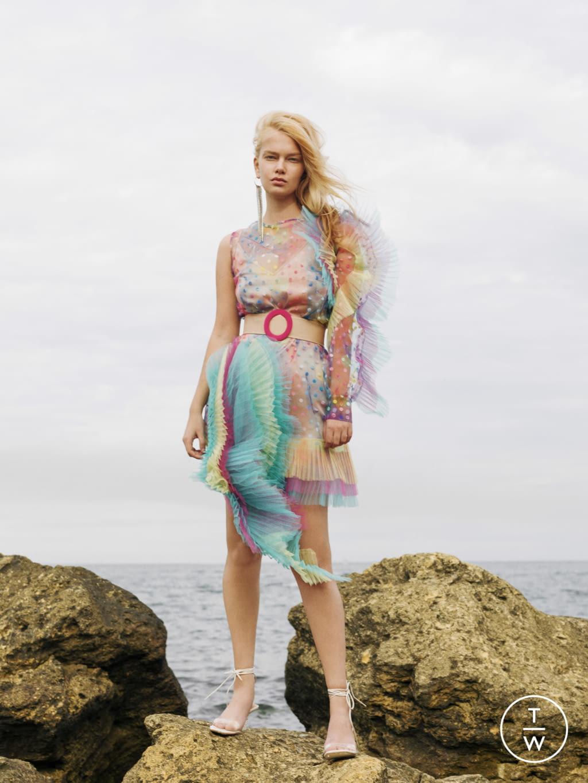 Fashion Week Paris Spring/Summer 2020 look 17 from the NADYA DZYAK collection womenswear