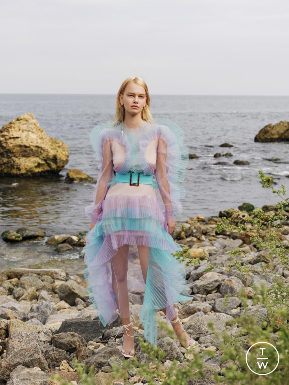 Fashion Week Paris Spring/Summer 2020 look 19 from the NADYA DZYAK collection womenswear
