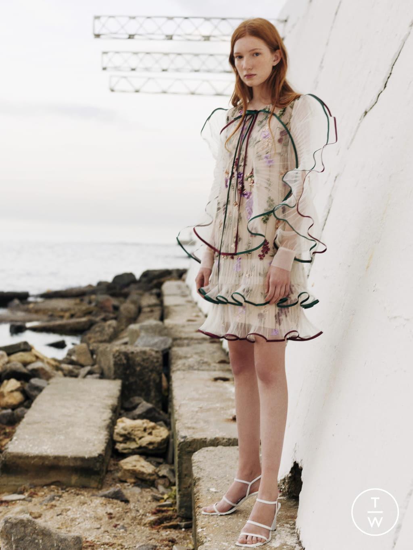 Fashion Week Paris Spring/Summer 2020 look 23 from the NADYA DZYAK collection womenswear