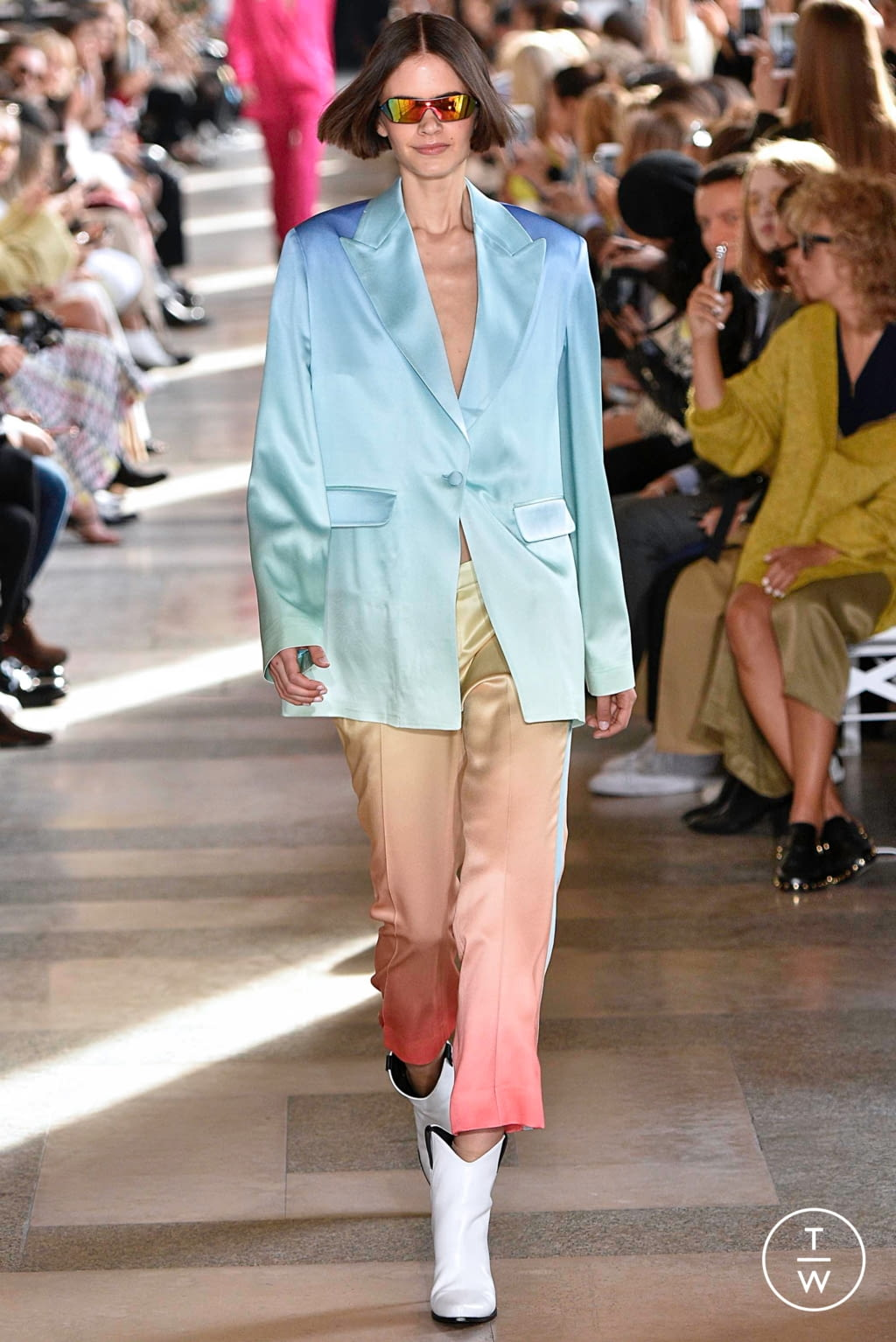 Fashion Week Paris Spring/Summer 2019 look 1 from the Each x Other collection womenswear