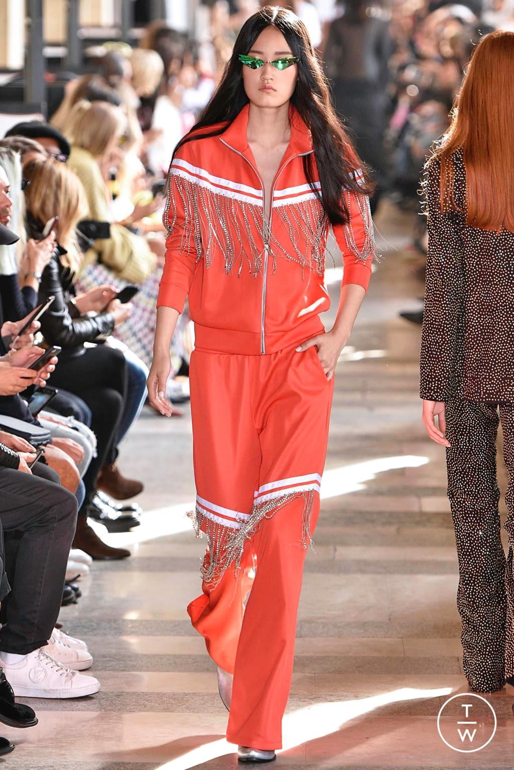 Fashion Week Paris Spring/Summer 2019 look 7 de la collection Each x Other womenswear