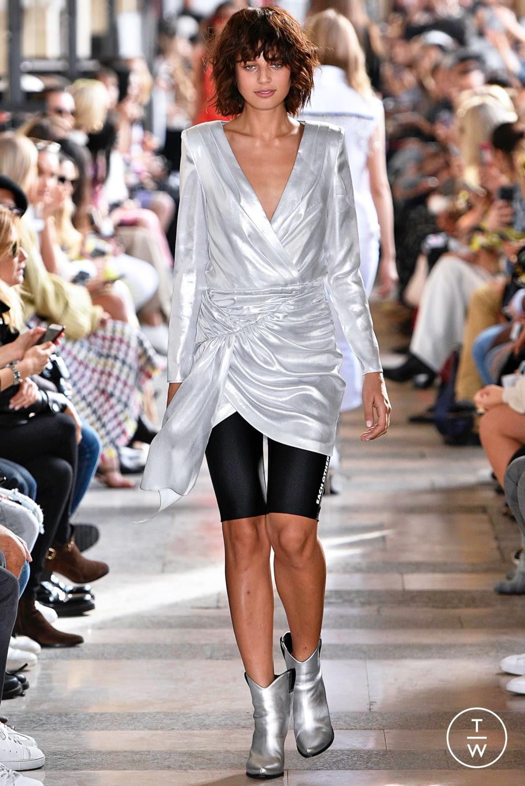 Fashion Week Paris Spring/Summer 2019 look 12 de la collection Each x Other womenswear