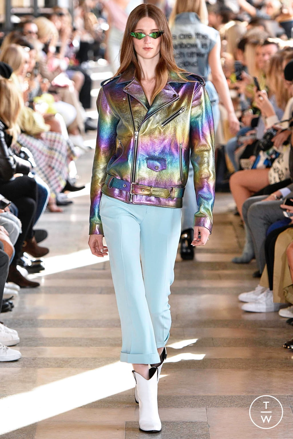 Fashion Week Paris Spring/Summer 2019 look 20 from the Each x Other collection 女装