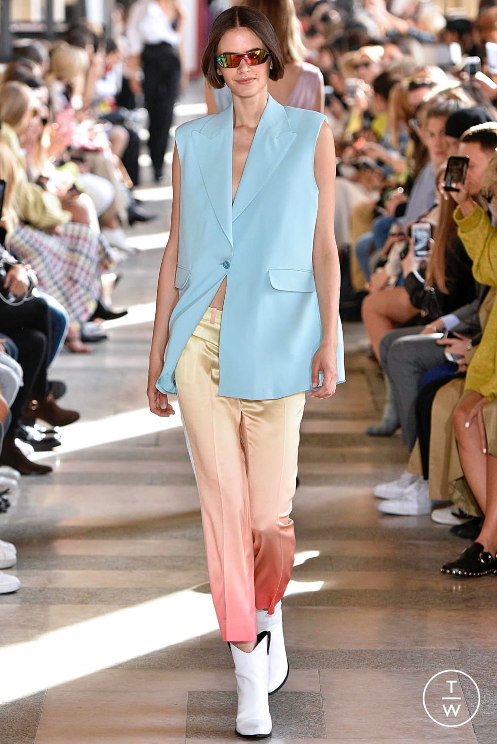Fashion Week Paris Spring/Summer 2019 look 21 from the Each x Other collection womenswear