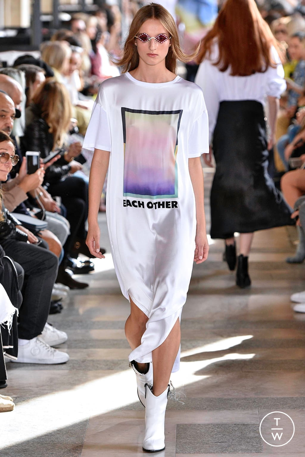 Fashion Week Paris Spring/Summer 2019 look 28 from the Each x Other collection womenswear