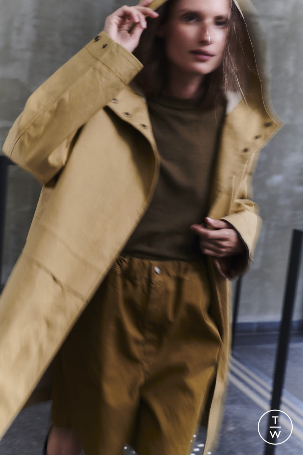 Fashion Week Paris Fall/Winter 2021 look 57 from the Soeur collection womenswear