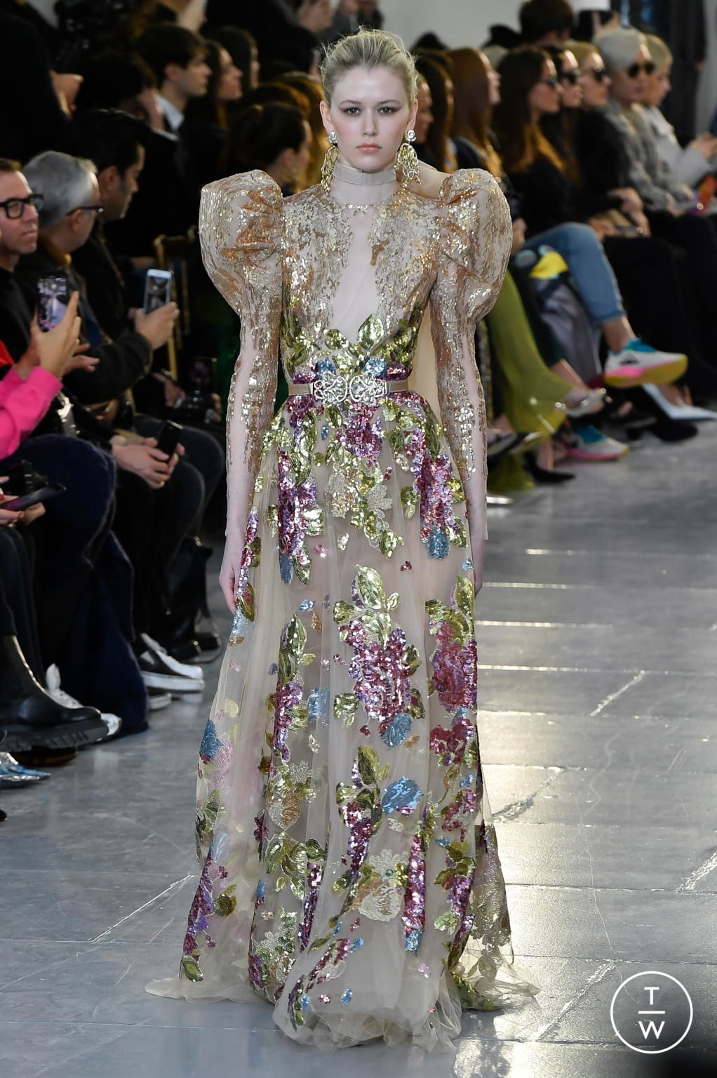 Elie Saab Ss20 Couture 43 The Fashion Search Engine Tagwalk