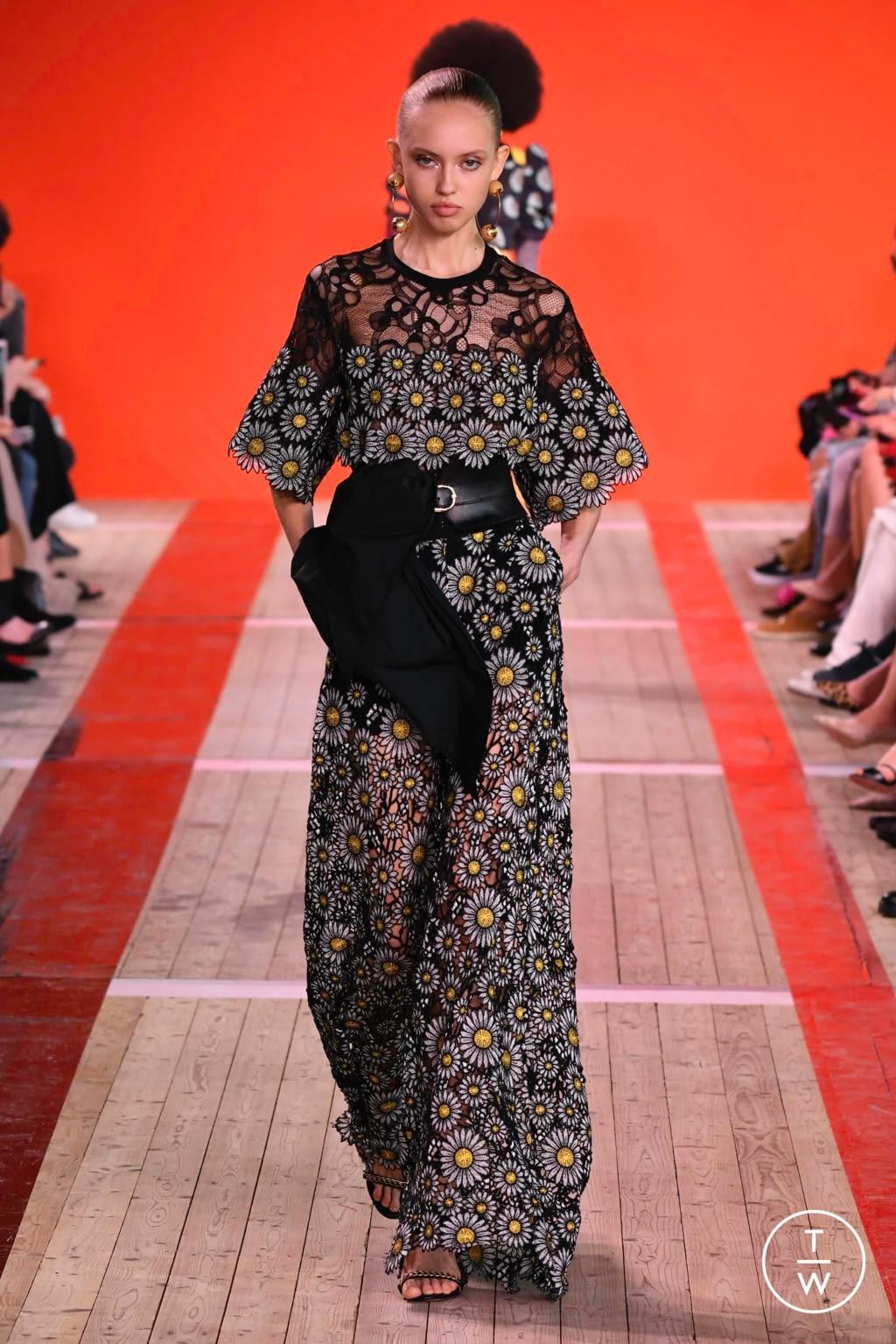 Fashion Week Paris Spring/Summer 2020 look 17 de la collection Elie Saab womenswear