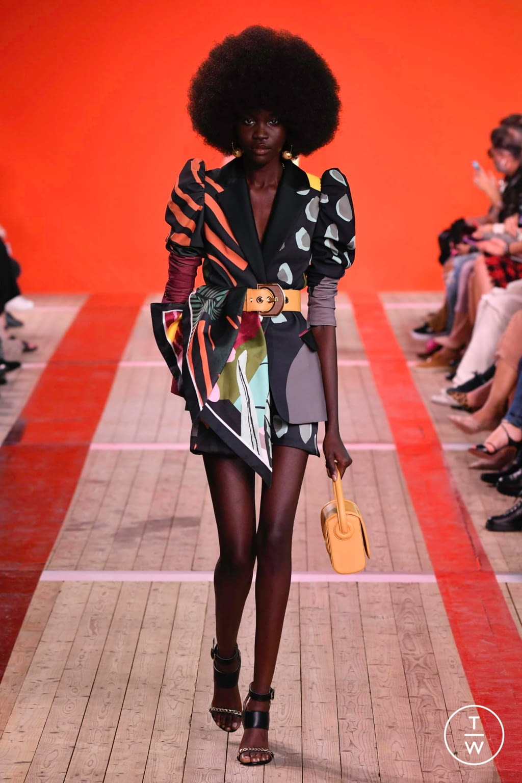 Fashion Week Paris Spring/Summer 2020 look 18 from the Elie Saab collection womenswear