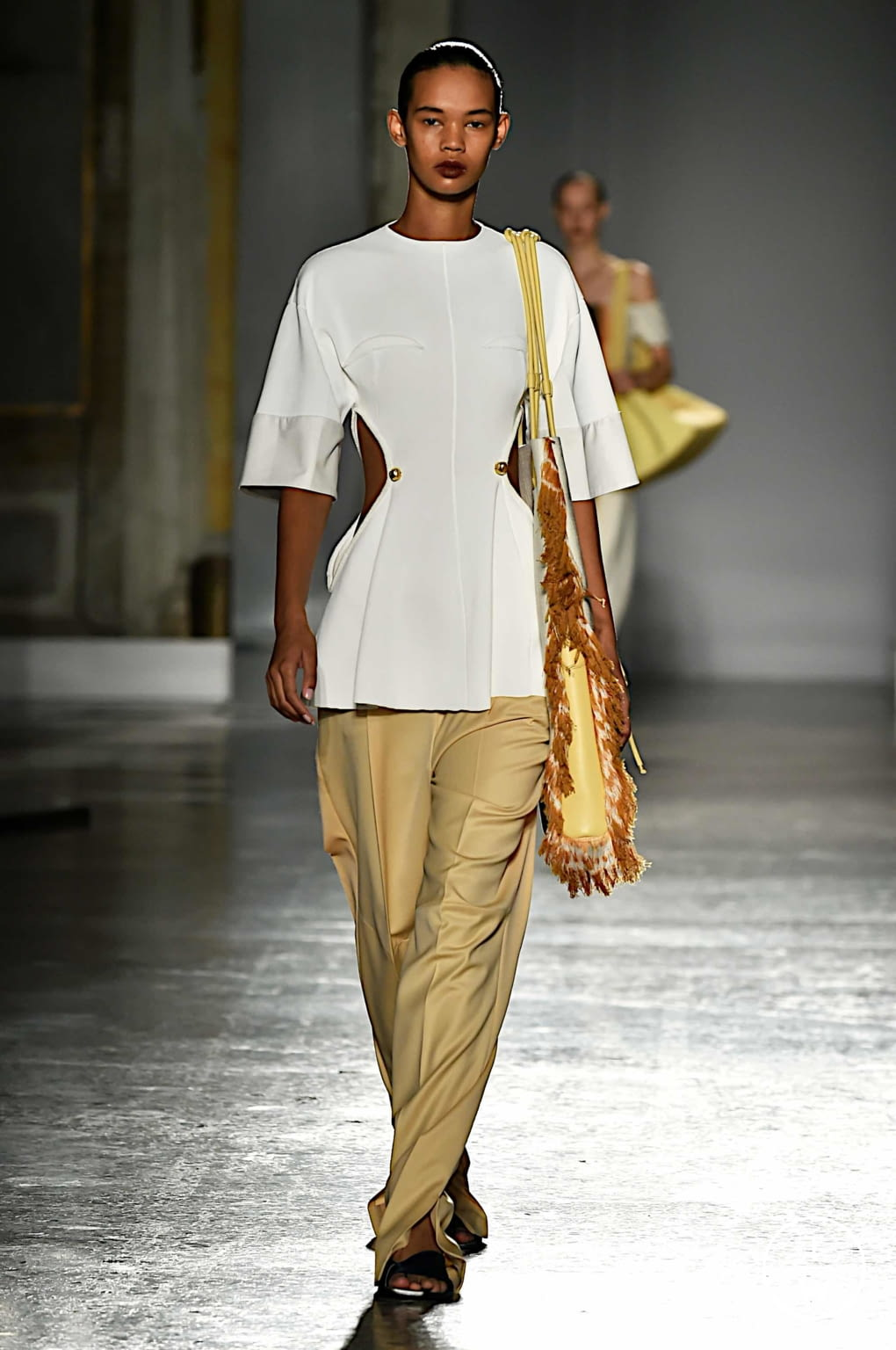 Fashion Week Milan Spring/Summer 2020 look 24 from the Gabriele Colangelo collection womenswear