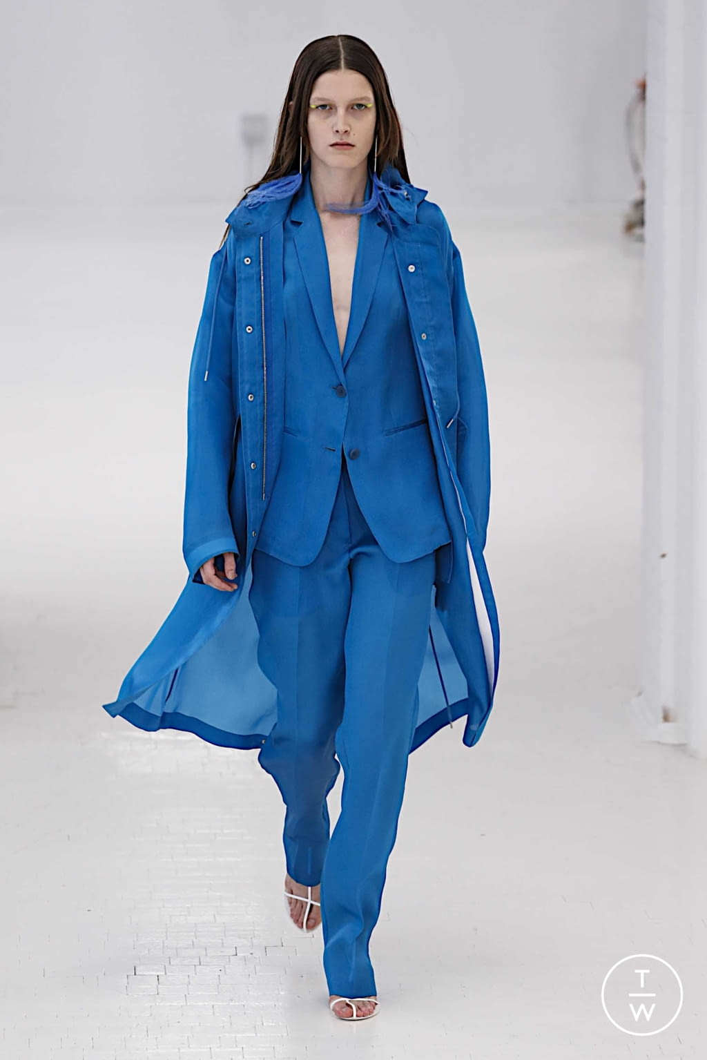 Fashion Week New York Spring/Summer 2020 look 32 from the Helmut Lang collection womenswear