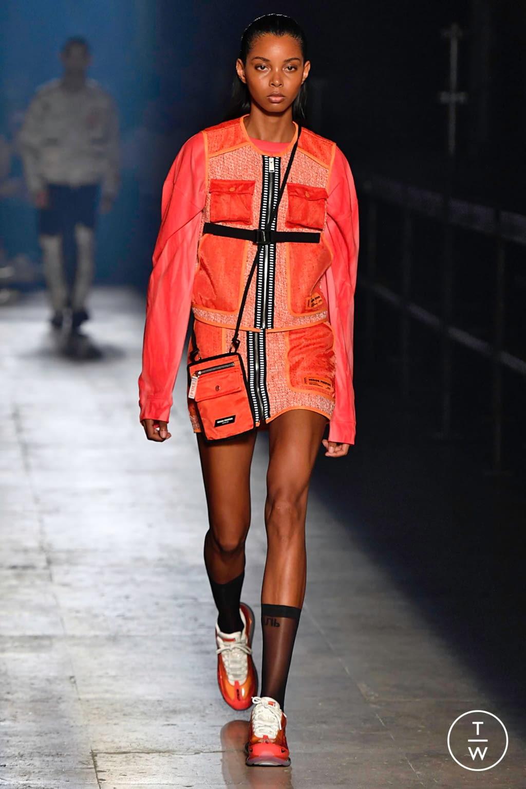 Fashion Week Paris Spring/Summer 2020 look 17 de la collection Heron Preston menswear