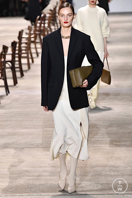 Fashion Week Milan Fall/Winter 2020 look 5 de la collection Jil Sander womenswear
