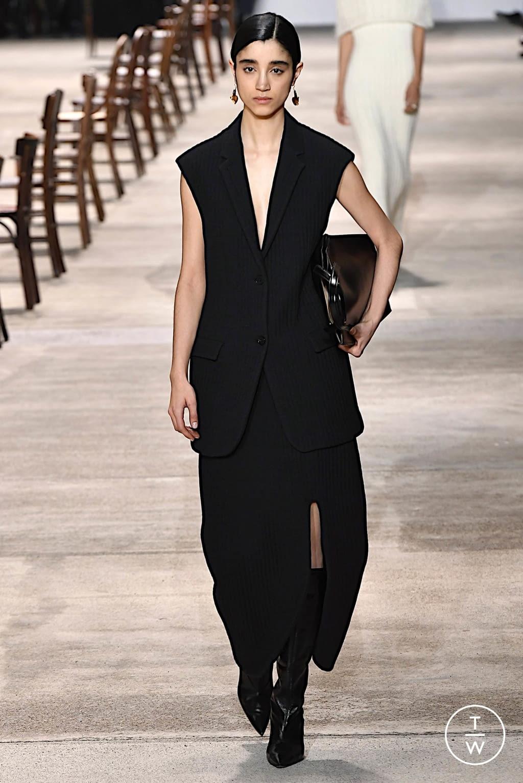 Fashion Week Milan Fall/Winter 2020 look 7 de la collection Jil Sander womenswear