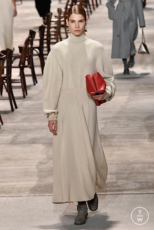 Fashion Week Milan Fall/Winter 2020 look 11 de la collection Jil Sander womenswear
