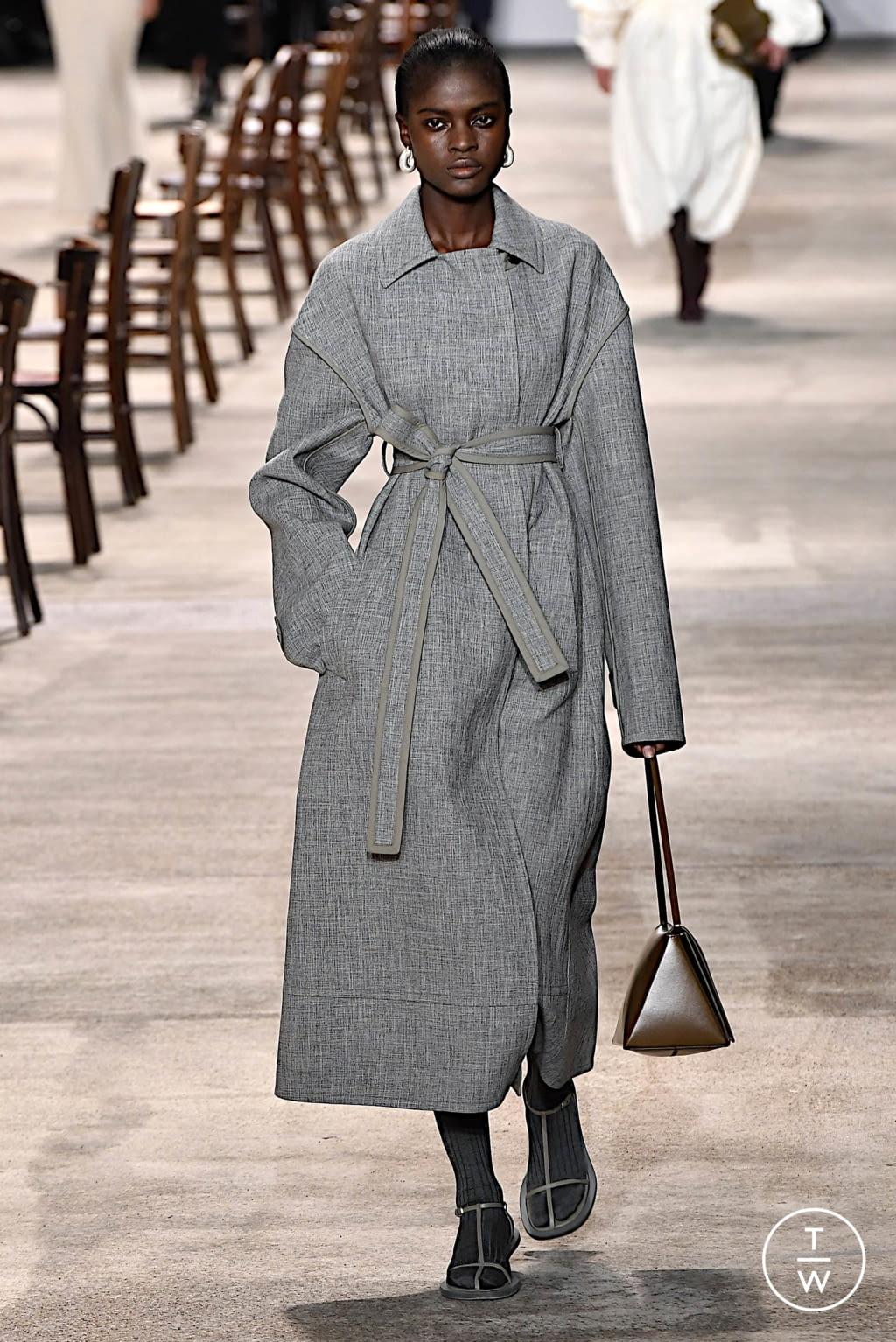Fashion Week Milan Fall/Winter 2020 look 12 de la collection Jil Sander womenswear