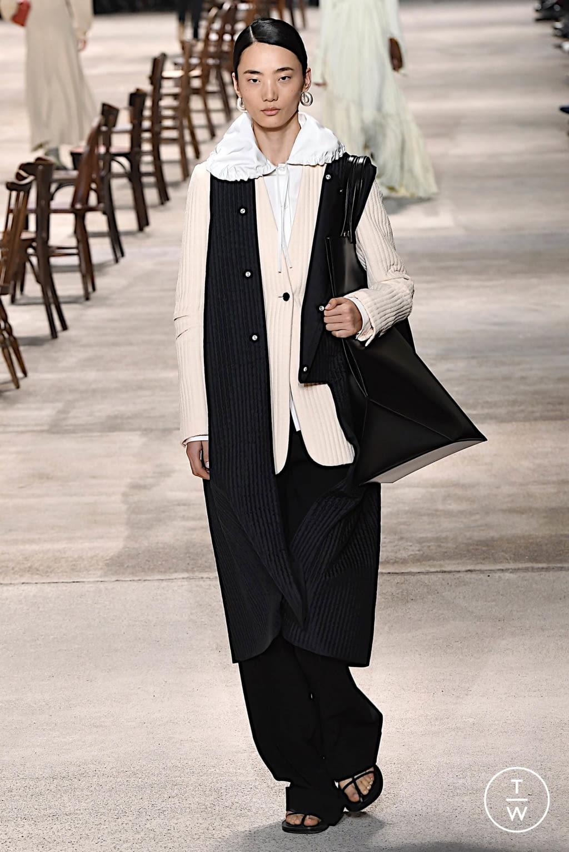 Fashion Week Milan Fall/Winter 2020 look 14 de la collection Jil Sander womenswear