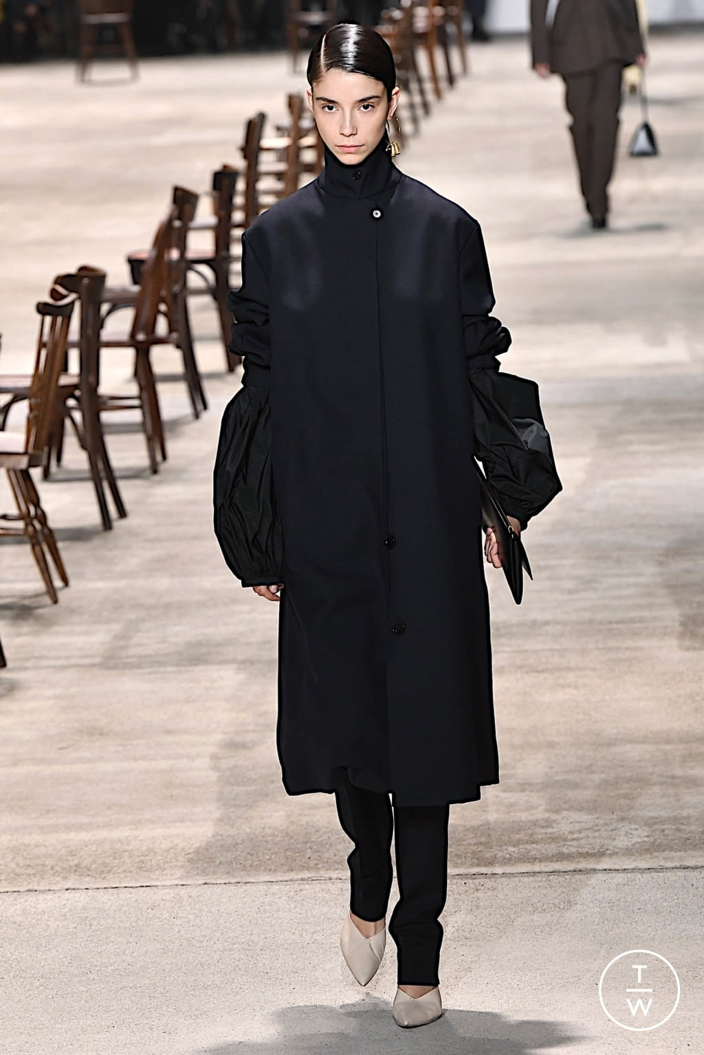 Fashion Week Milan Fall/Winter 2020 look 19 de la collection Jil Sander womenswear