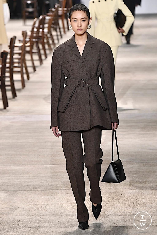 Fashion Week Milan Fall/Winter 2020 look 20 de la collection Jil Sander womenswear