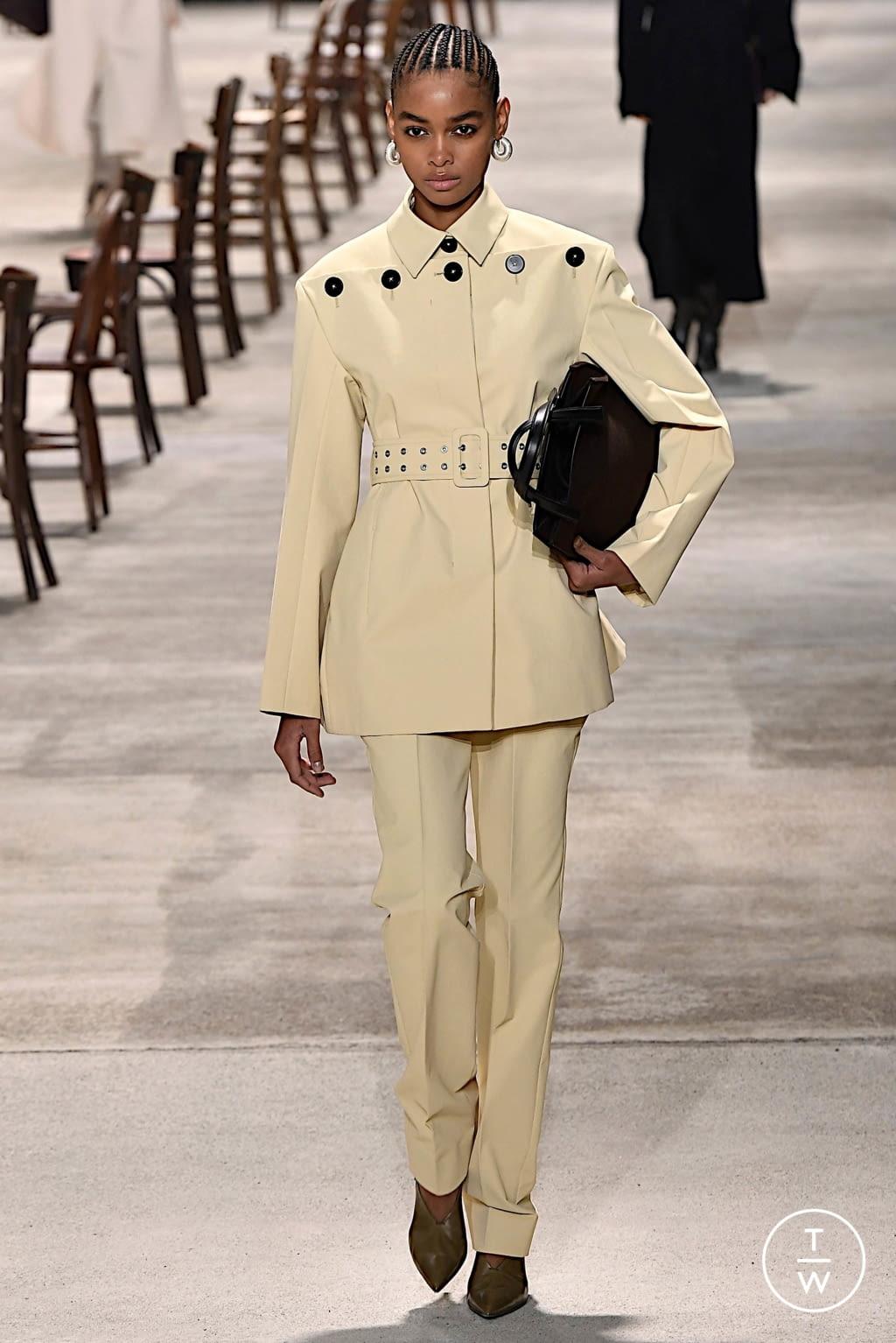 Fashion Week Milan Fall/Winter 2020 look 21 de la collection Jil Sander womenswear