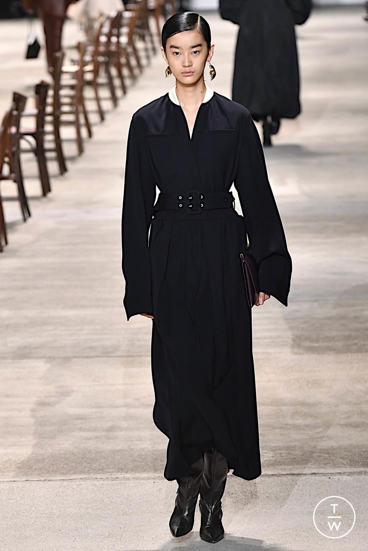 Fashion Week Milan Fall/Winter 2020 look 22 de la collection Jil Sander womenswear