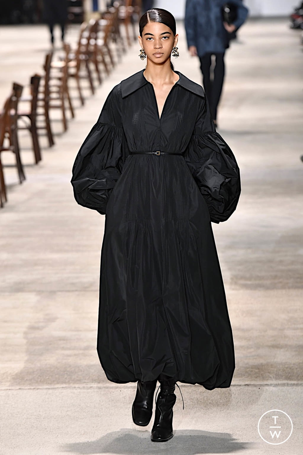 Fashion Week Milan Fall/Winter 2020 look 23 de la collection Jil Sander womenswear