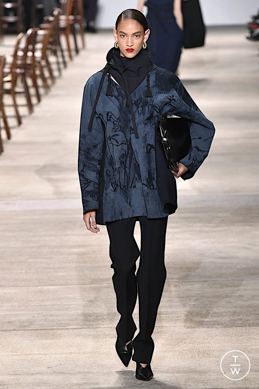 Fashion Week Milan Fall/Winter 2020 look 24 de la collection Jil Sander womenswear